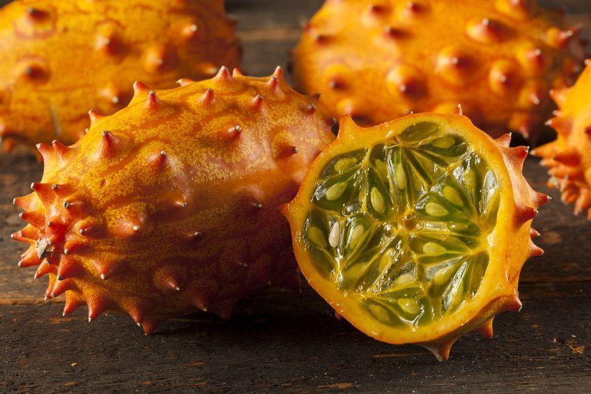 Kiwano, the refreshing horned melon :: MalindiKenya net - il