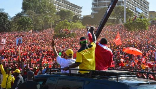 Today officially stars Kenya electoral campaign :: MalindiKenya net