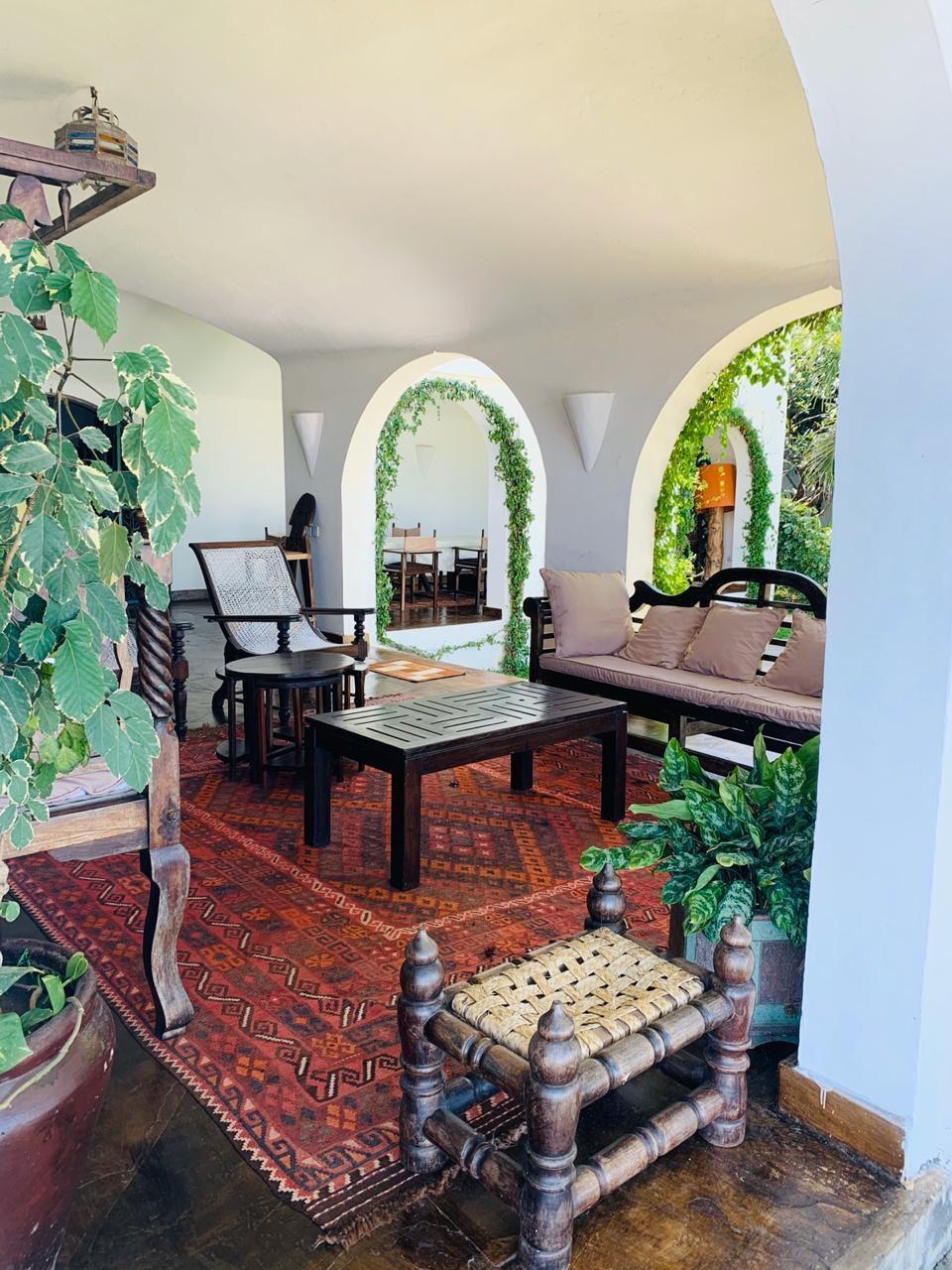 Soggiorno da sogno a Malindi in villa araba sul mare ...